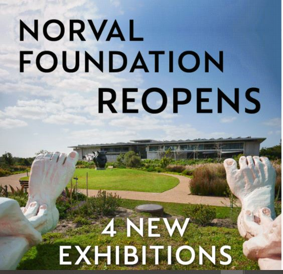 Norval Foundation Reopening Programme