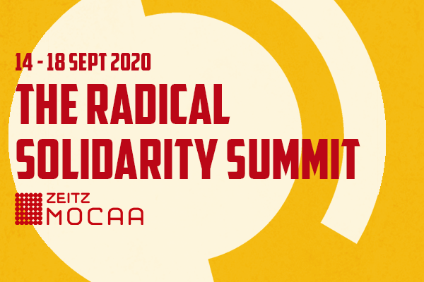 Radical Solidarity Summit