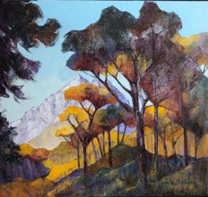 Extensive Landscapes, F Stokhuyzen