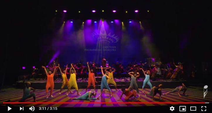 Cape Town Philharmonic Orchestra & Jazzart – Jerusalema