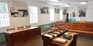 Provincial Heritage Sites, Langa Pass Office Museum