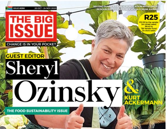 The Big Issue #290,