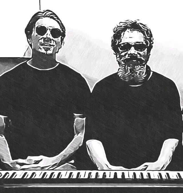 Hilton Schilder and Ronan Skillen, Jazz in the Native Yards