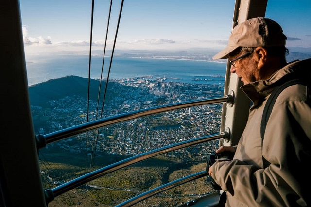 Cape Town Tourism, Table Mountain Aerial Cableway
