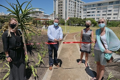 Visit Experiential Education Garden at Green Point Park