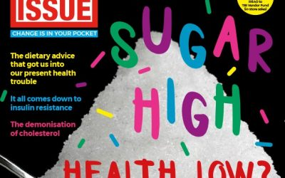 The Big Issue #292 with Guest Editor Tim Noakes