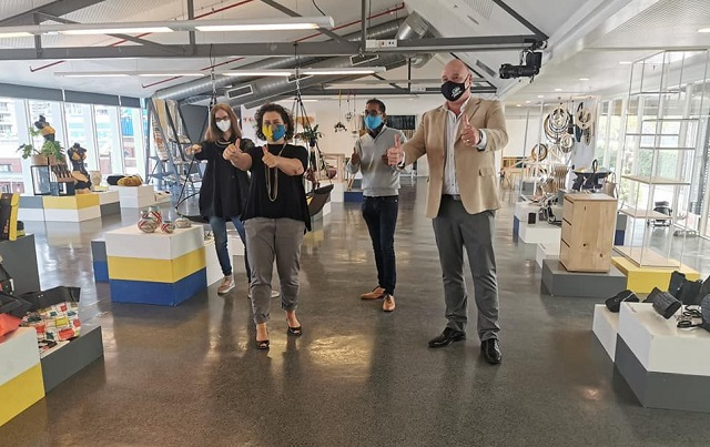 NEXT21 Craft and Design Exhibition promotes local products globally