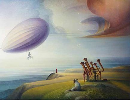 RETURN: B. Ernest Manfunny and Peter Van Straten at Cape Gallery