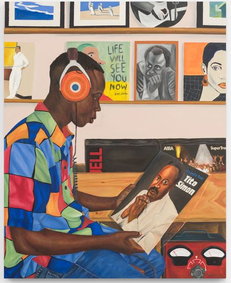 Aviwe Plaatjie – 'MAKWANDE' a solo exhibition at Ebony/Curated