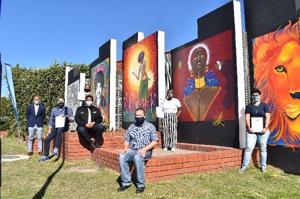 Mural design competition