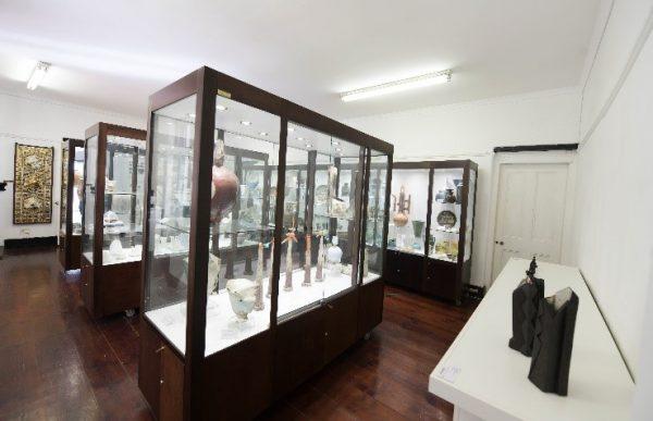 Art Gallery, Clay Museum