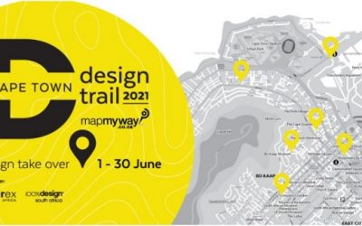 Decorex Design Trail goes live with MapMyWay