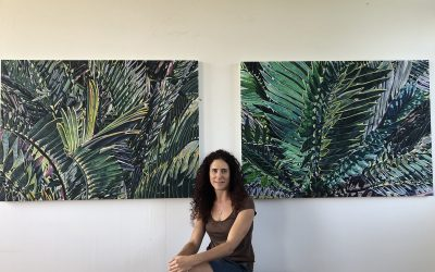 Claudia Gurwitz 'Interrupted' at the AVA Gallery