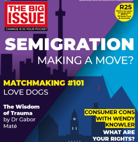 THE BIG ISSUE #298