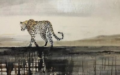 Ian Yallop – Beyond the Canvas at The Sembach Gallery