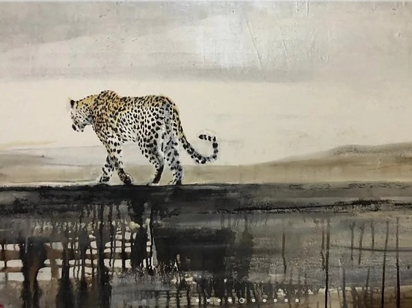 Ian Yallop, Wildlife Artist, Sembach Gallery