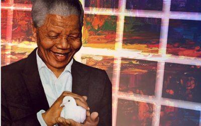 Mandela Day Block Art Exhibition at Studio Art Gallery