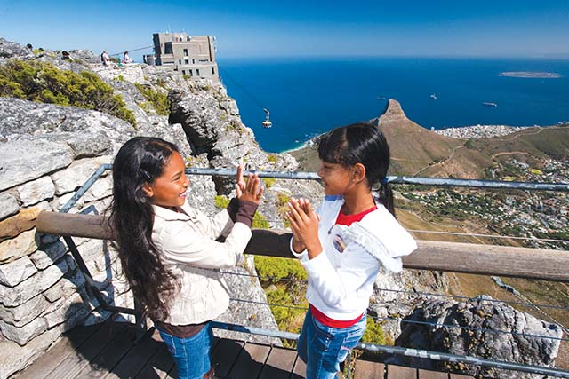 Timeless Africa Safaris offer you Virtual Cape Town